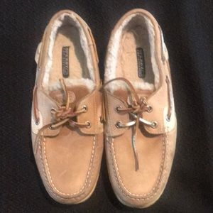 Sperry top siders size 7.5M